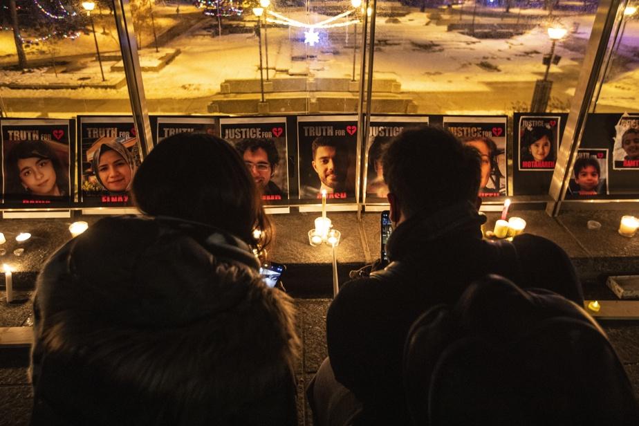 "Plane shot down in Iran    ""The pain is still fresh"""