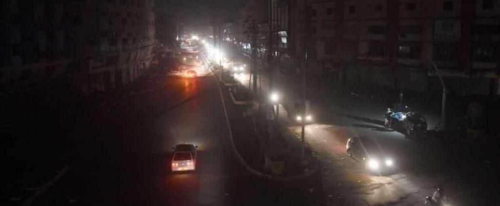 Power was restored across Pakistan after a massive blackout