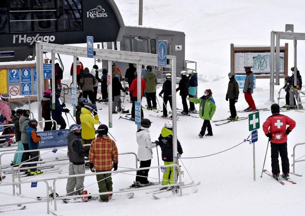 Pre-condition at ski resorts |  News |  The sun