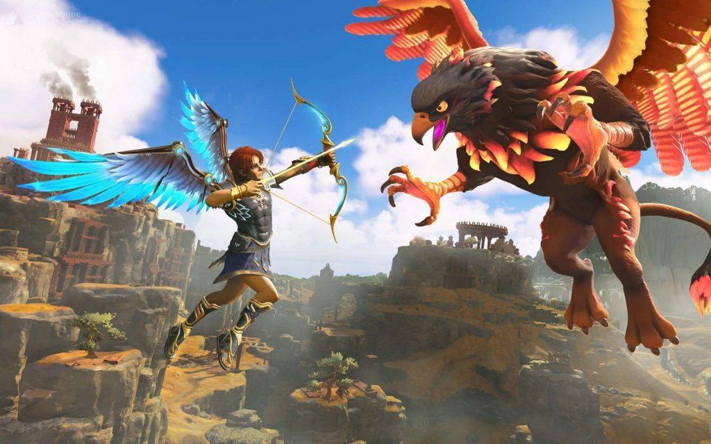 Pyrone gaming: Immortals Phoenix Rising, a walk between the gods