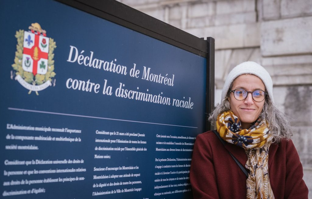 """Quebec said the appointment of Bochra Manas was a """"mistake"""""""