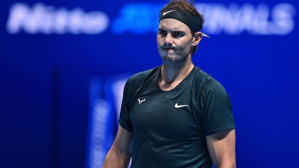 Rafael Nadal kills Novak Djokovic
