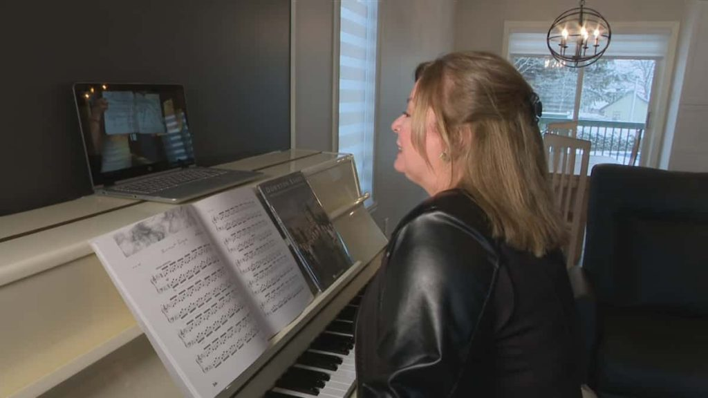 The challenge of teaching music from a distance