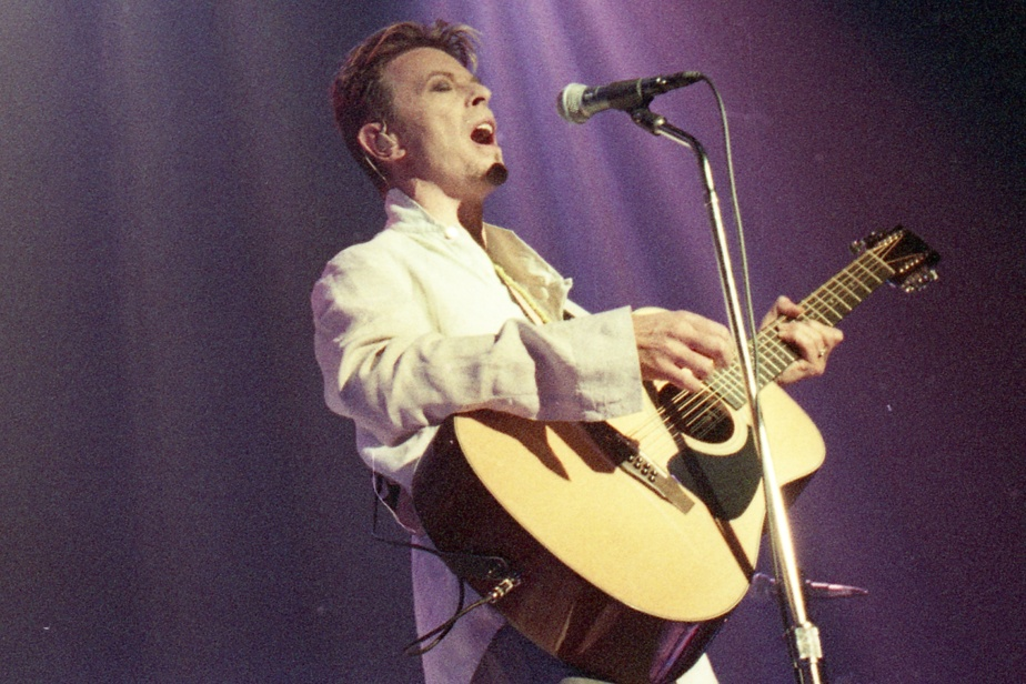 The main virtual concert celebrating David Bowie
