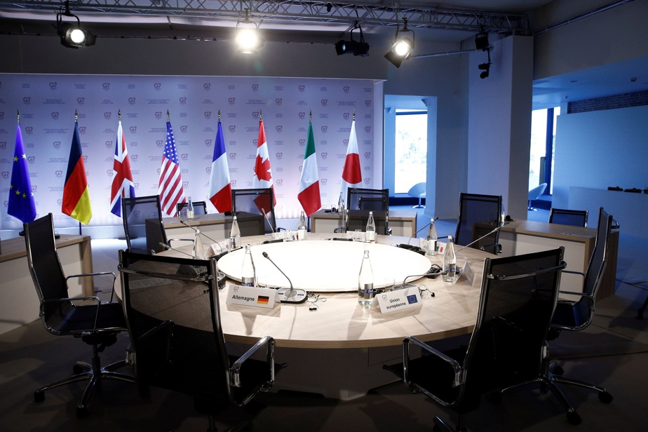 UK Next G7 Summit June 11-13
