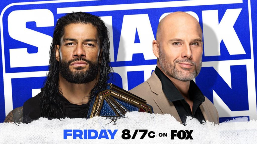WWE SmackDown January 15, 2021 Results