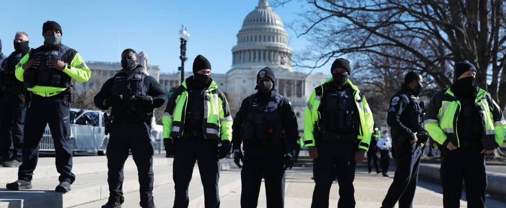 Washington DC police: Five times more arrests during BLM than riots on Capitol Hill