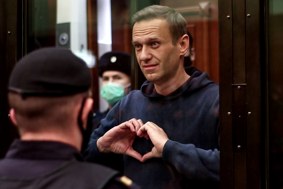 Nobel Peace Prize: Nominated by Lech Walsa Navalny