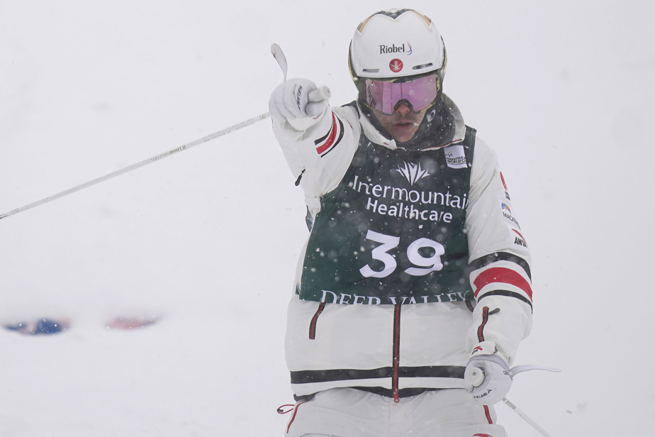 Freestyle skiing |  Kingsbury won second gold to celebrate the comeback