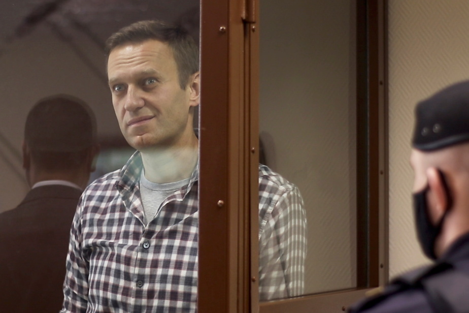 Russia |  Navalny, who was convicted on appeal, risked the labor camp