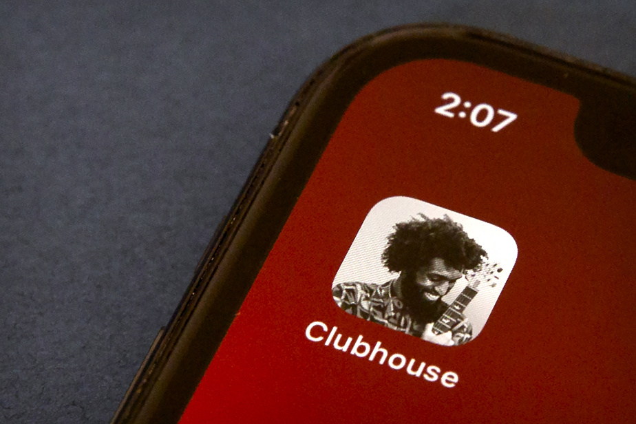 Clubhouse    Select ... and popularity