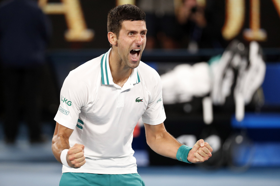 Australian Open    Ninth coronation for Novak Djokovic