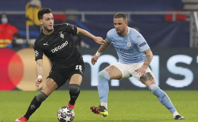 Champions League - 8th - Champions League: Notes from Borussia Munchengladbach - Manchester City