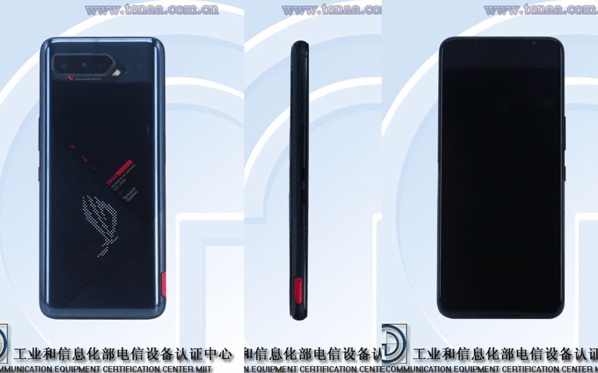 Asus Rogue Phone 5 Photos