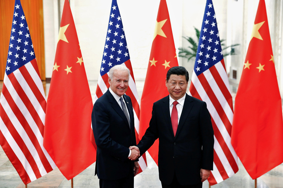 Biden talks with Chinese president, talks about Hong Kong and Uyghurs