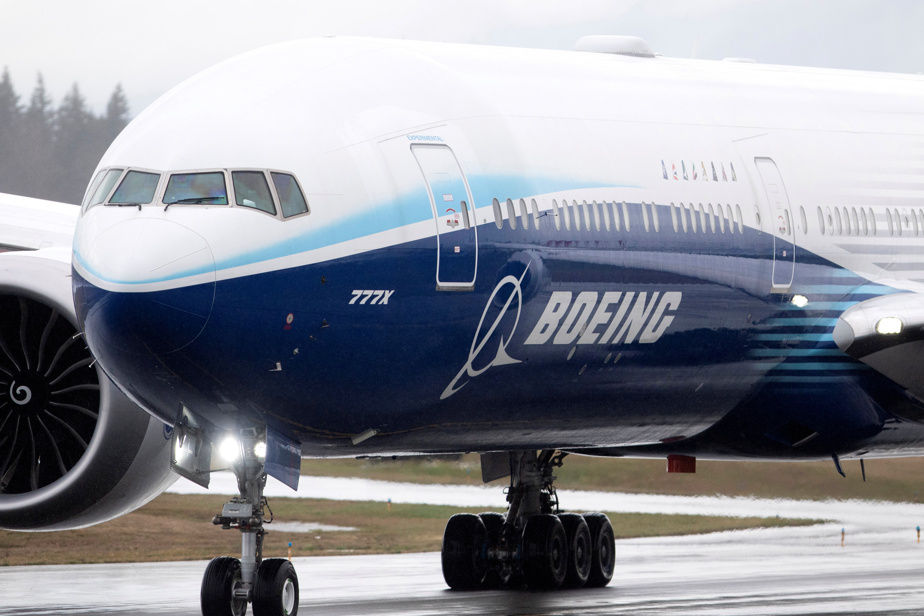 Boeing |  Exceeding canceled aircraft orders