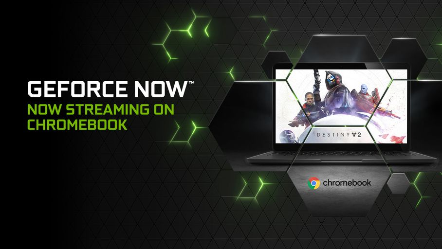 Cloud Gaming: Nvidia GeForce Now Launched on Google Chromebooks