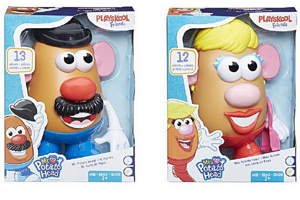 Cult toy brand Mansiur Patate is no longer gendered