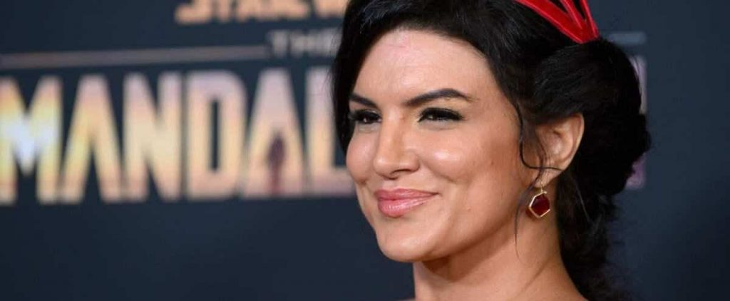 Disney separates 'The Mandolorian' actress after 'hateful' messages