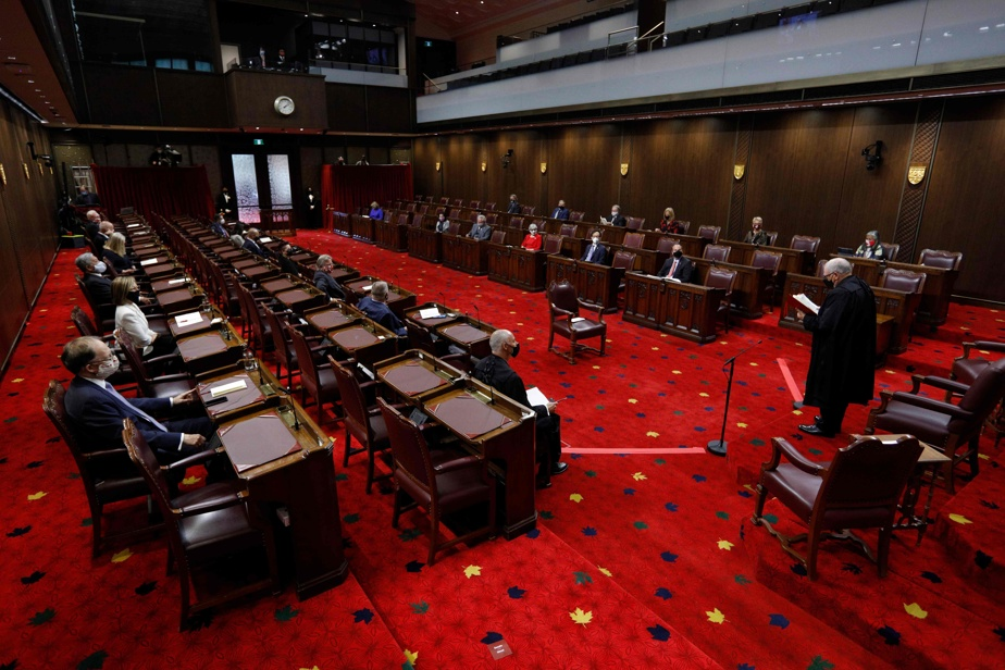 Expansion of medical assistance in death |  The Senate extends the debate
