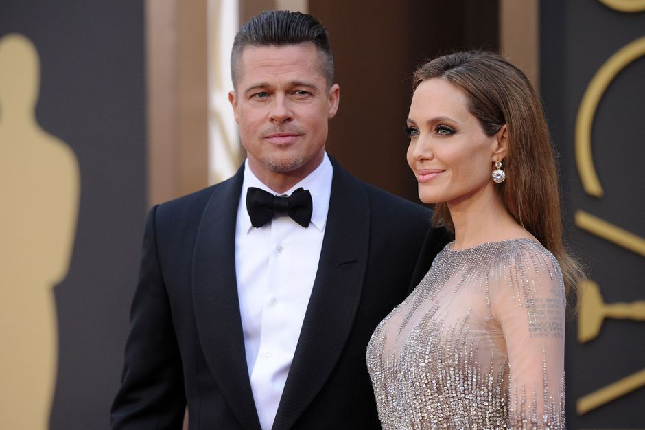 """Her rare beliefs about her """"difficult"""" divorce from Angelina Jolie and Brad Pitt"""