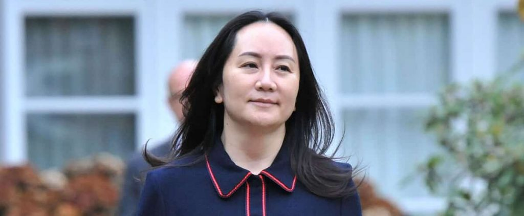 Huawei Canada defends Meng Wanzhou, but refuses to condemn the arrest of two Canadians