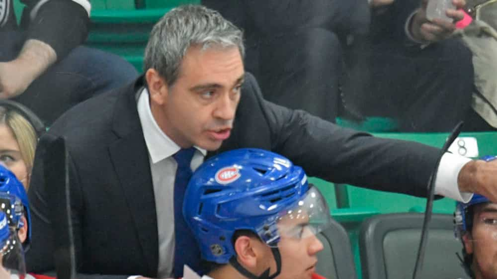 """It violates all the laws of hockey"" - Joel Bouchard"