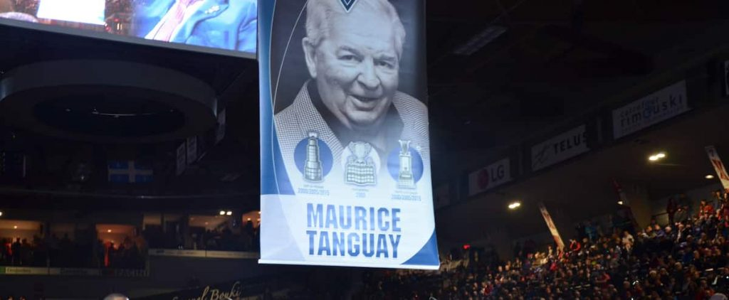 Maurice Tango: Builder and great sports fan disappear