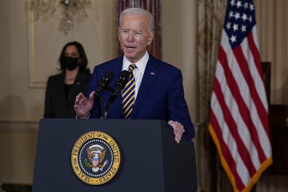 Middle East, Russia, Allies |  Joe Biden splits with Donald Trump diplomacy