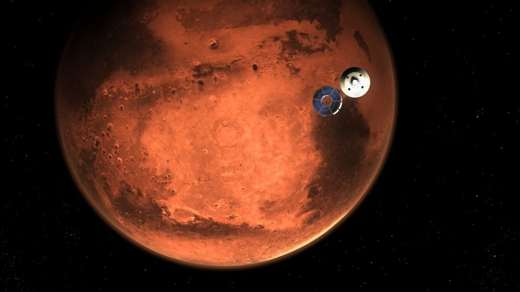 NASA wants to fly a helicopter to Mars for the first time