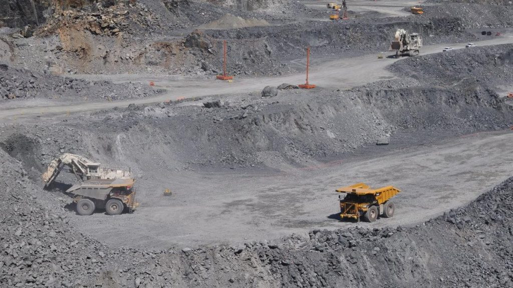 Odyssey has an investment authority of about 7 1.7 billion for the mine