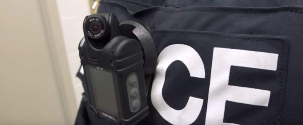 SPVM police officers need portable cameras