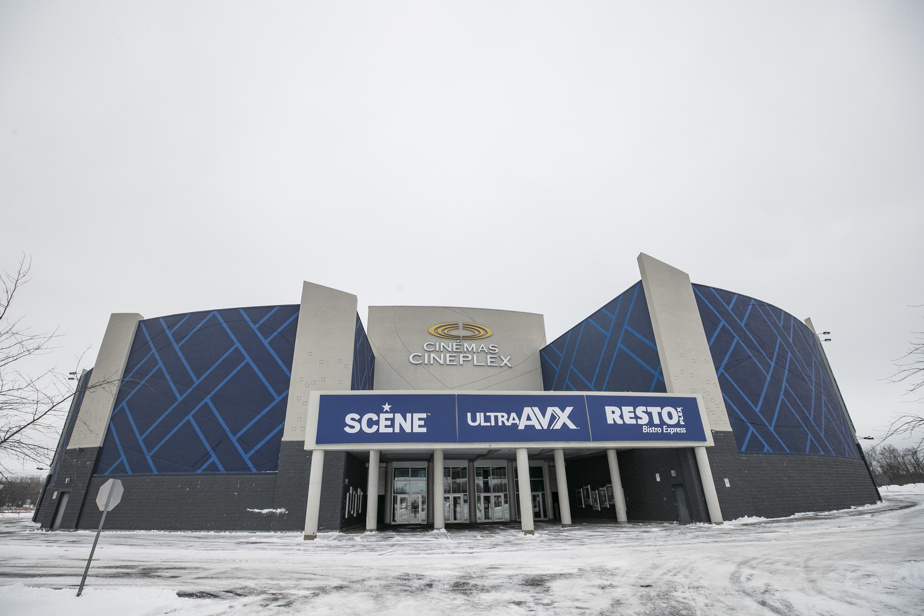 Sixteen cineplex theaters will reopen in Quebec this weekend
