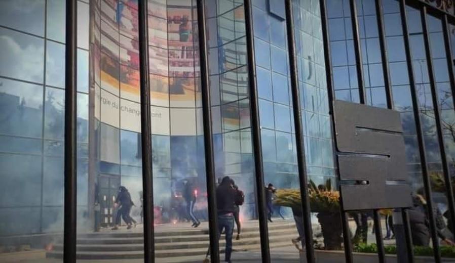 Sonatrach headquarters attacked