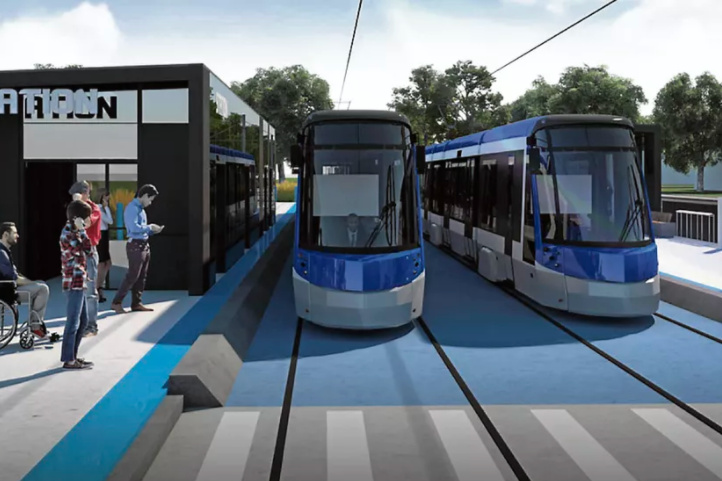 The CQQ has demanded that Quebec City halve the tram