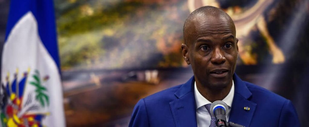 The Haitian president has been accused of endangering journalists
