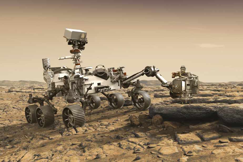 The Perseverance rover will attempt to land on Mars on Thursday