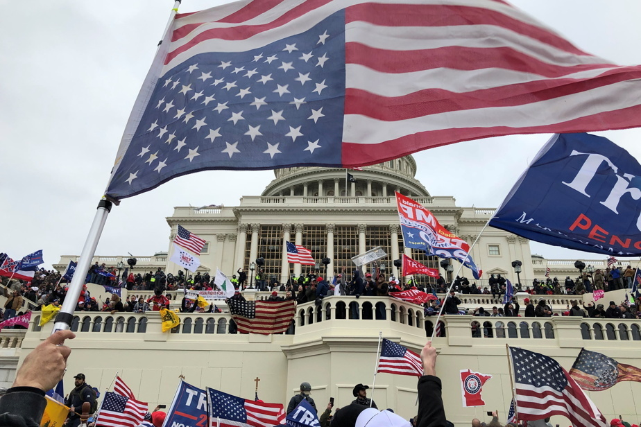 The attack on the Capitol appears to have been largely planned