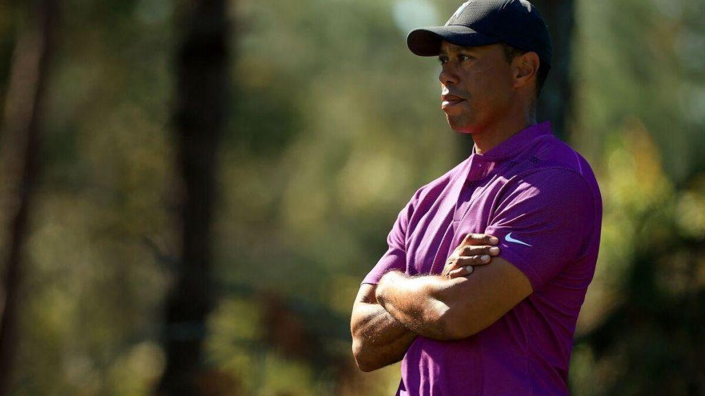 Tiger Woods health improves