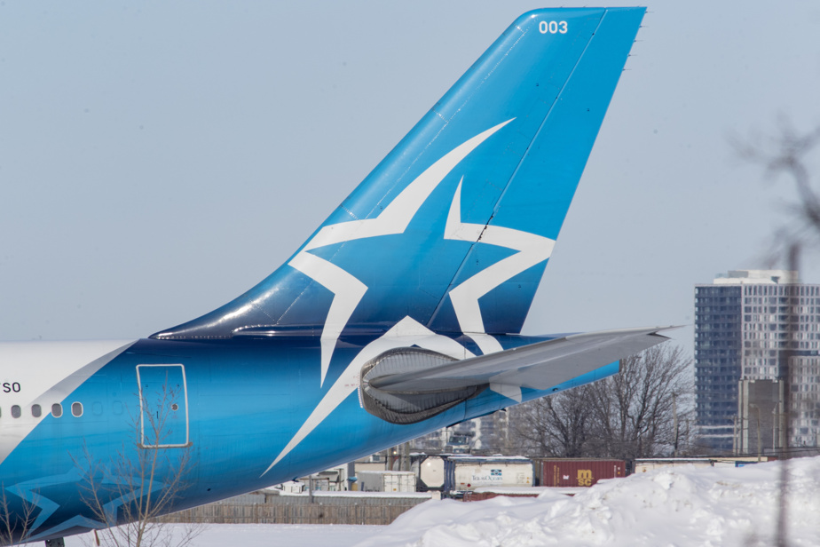 Transat now and then acquires a certain financial flexibility between transactions