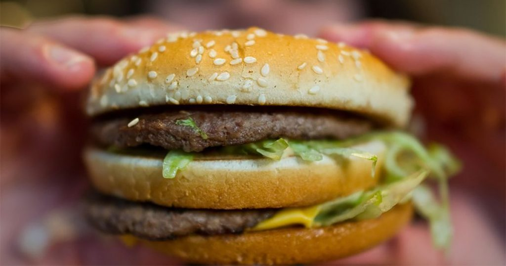 The fast food chain is going to be successful with this burger!