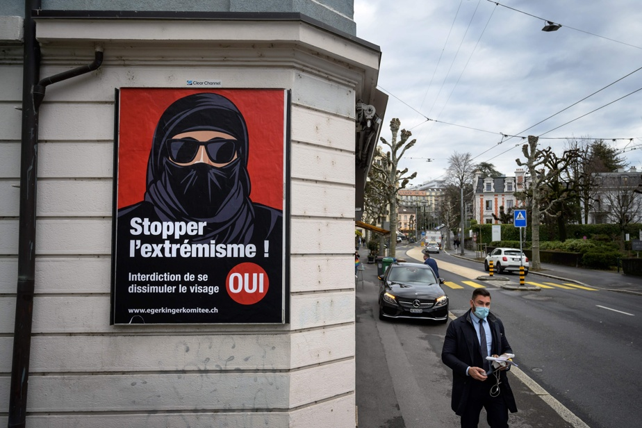 Referendum |  Switzerland has publicly banned cover faces
