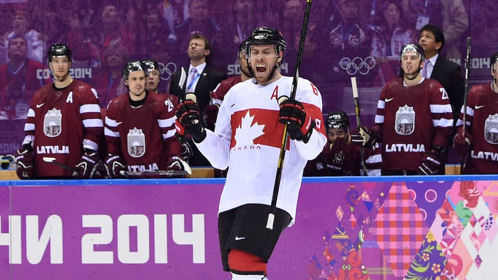 Does Weber still have a place with Team Canada?