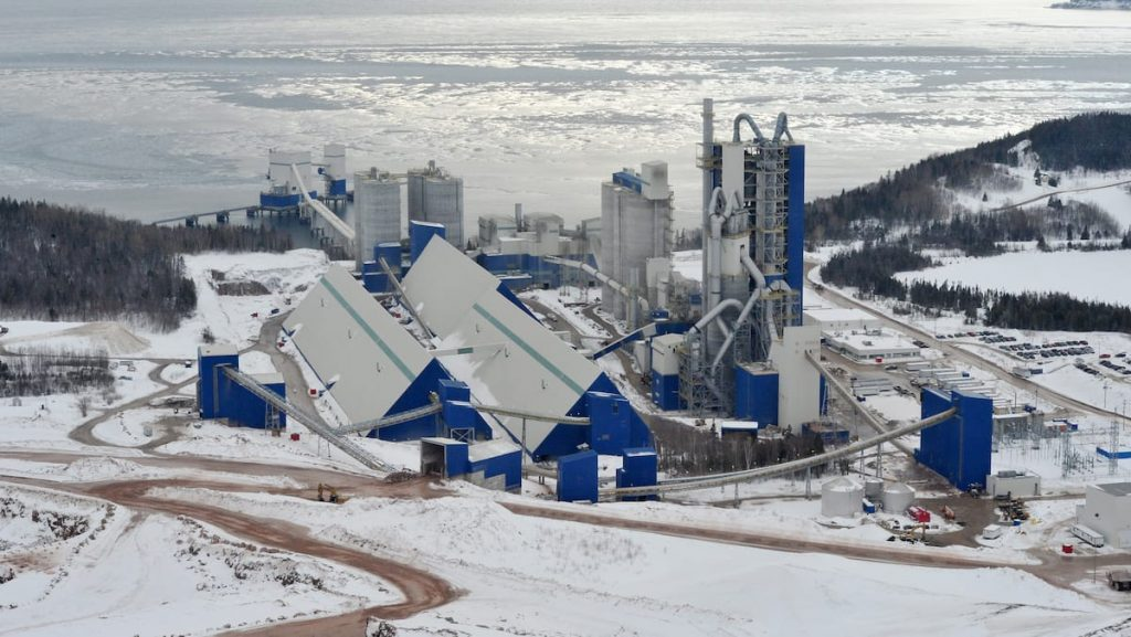 False promises of cement factory