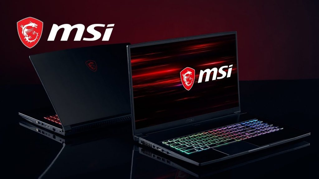 1100 euros for the MSI Mega Pack with gaming laptop, curved screen and its accessories