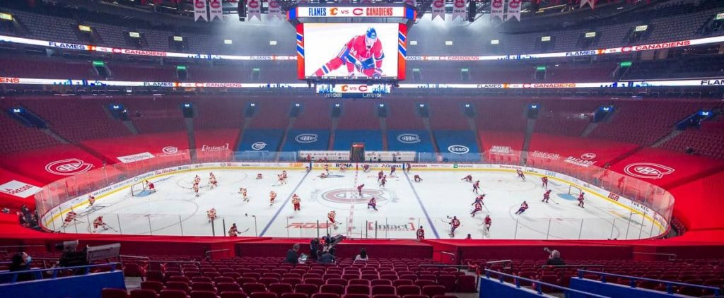 Audiences soon at the Bell Center?