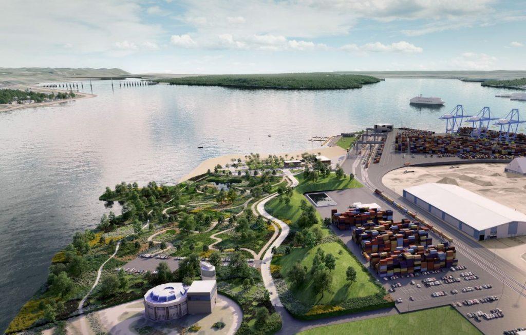 Beaufort Baylo million 2 million urban park    Capital    News    The sun