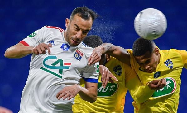 Benlamy scorer and Slimani passer against Sochax
