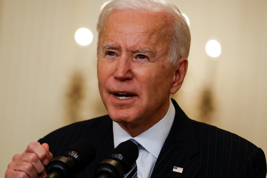 Biden announced on Friday that it would reach its 100 million injection target