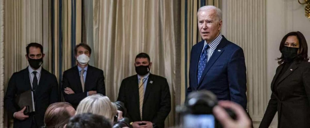 Biden to sign the decree so that he can get the vote